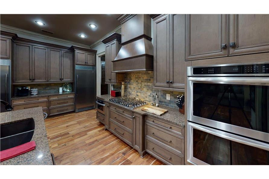 Kitchen of this 4-Bedroom,2470 Sq Ft Plan -153-2050