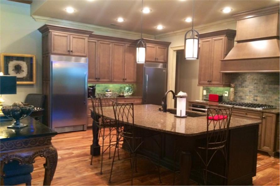 Kitchen of this 4-Bedroom,2470 Sq Ft Plan -2470