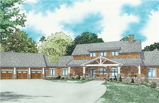 House Plan #NDG 1617