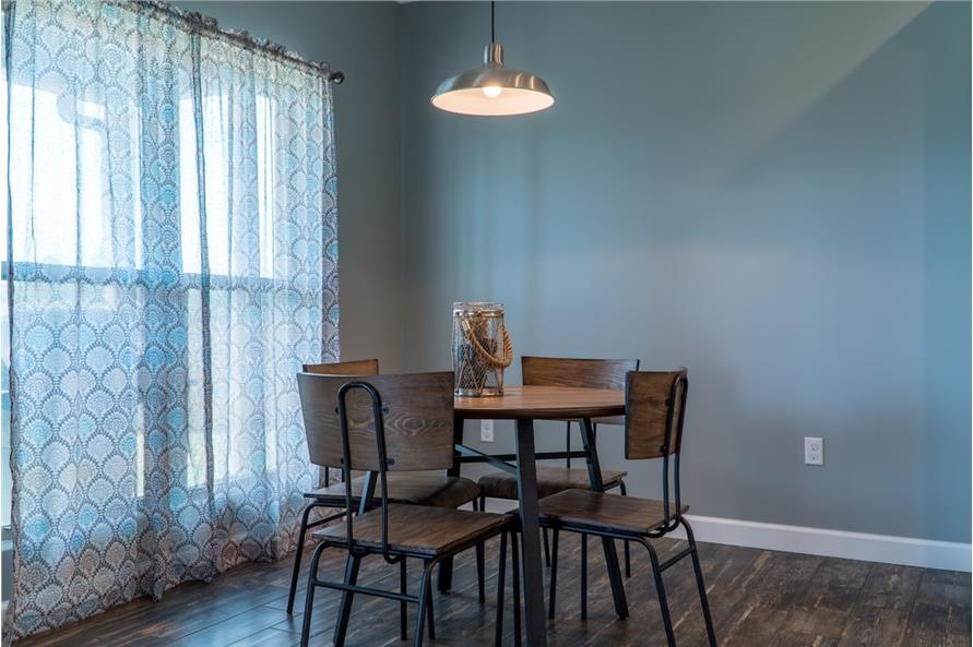 Kitchen: Breakfast Nook of this 3-Bedroom,2199 Sq Ft Plan -2199