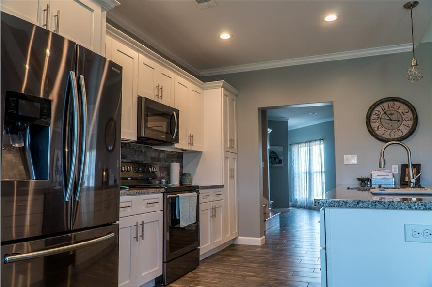 Kitchen of this 3-Bedroom,2199 Sq Ft Plan -2199