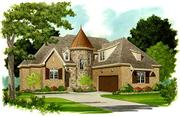 View house Plan#154-1017