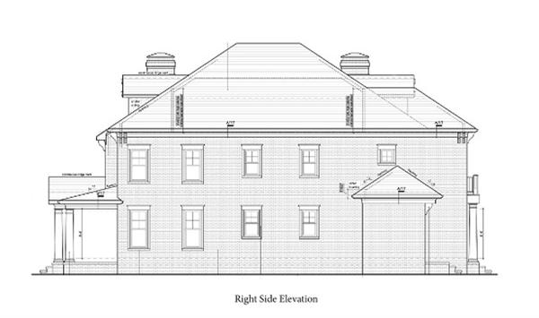 154-1045 right elevation