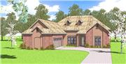View house Plan#155-1001