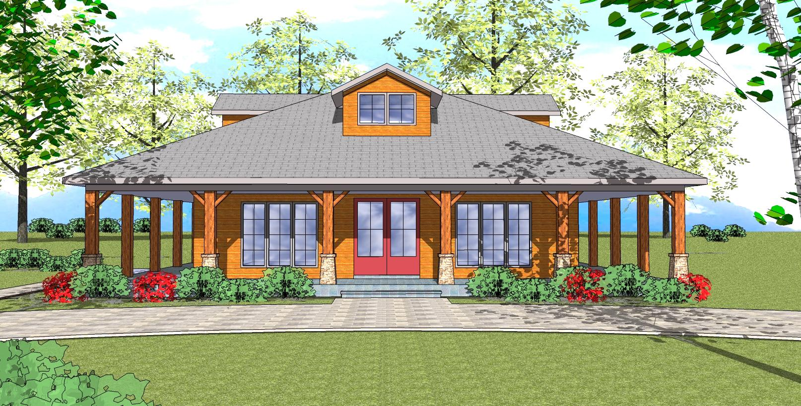 southern house plan 155 1008 2 bedrm 1225 sq ft home