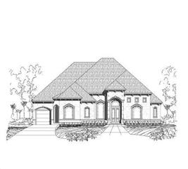 House Plan #156-1031