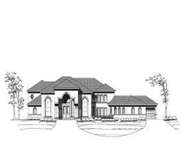 House Plan #156-1116
