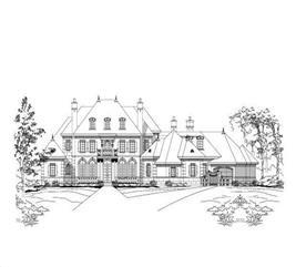 House Plan #156-1142
