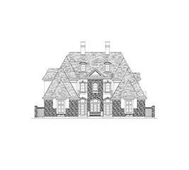 House Plan #156-1147