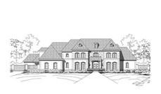 Main image for house plan # 15995