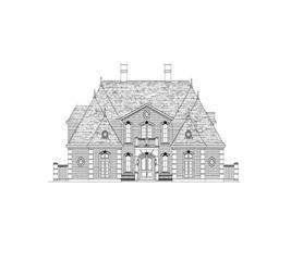 House Plan #156-1191