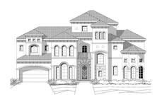 Main image for house plan # 16484