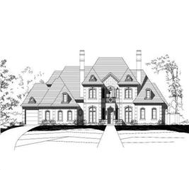 House Plan #156-1353