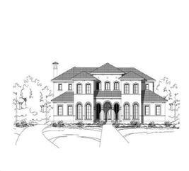 House Plan #156-1377
