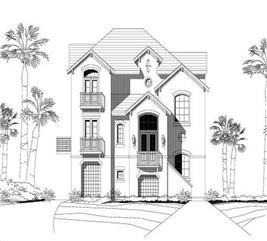 House Plan #156-1393