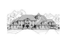 5000+ sq. ft. Luxury Home Plans - Mosaic Home Plans- Architect
