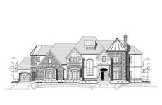 Main image for house plan # 16235