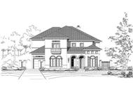 Main image for house plan # 16365