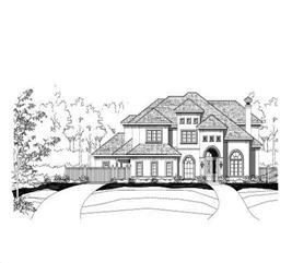 House Plan #156-1457