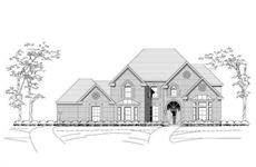 Main image for house plan # 16234