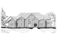 Main image for luxury house plan # 16374
