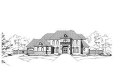 Main image for luxury house plan # 19026