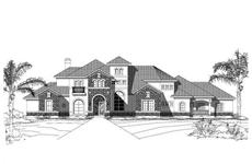 Main image for luxury house plan # 19121