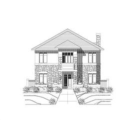 House Plan #156-1509