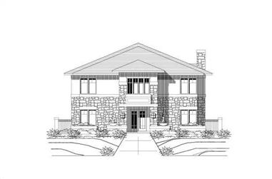 Main image for house plan # 19080