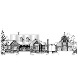 House Plan #156-1526