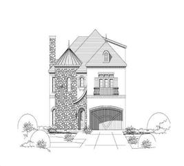 House Plan #156-1538
