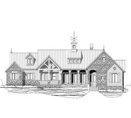 House Plan #156-1565