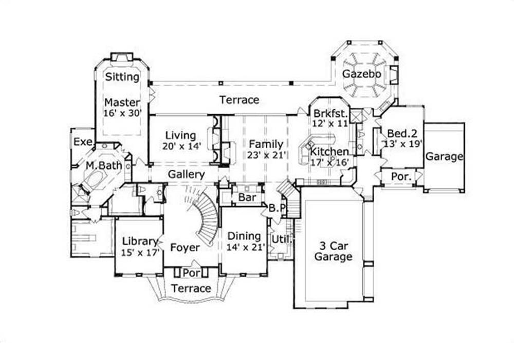 040080 HOUSE PLAN