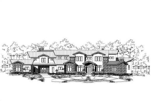 Main image for house plan # 18711