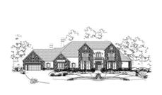 Main image for luxury house plans # 19053