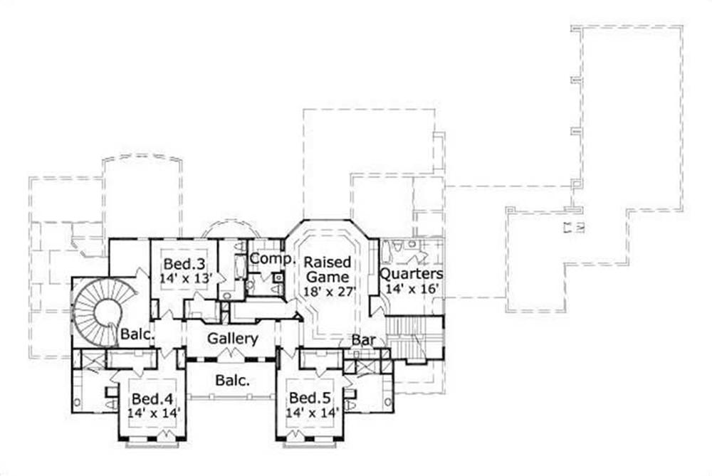 OHP HOUSE PLAN OF HOMEPLANS