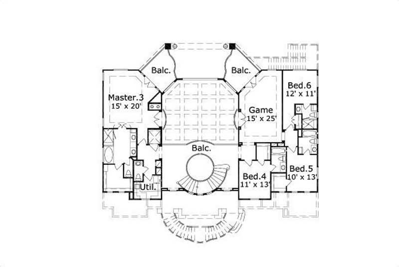 HOUSEPLAN OF OHP