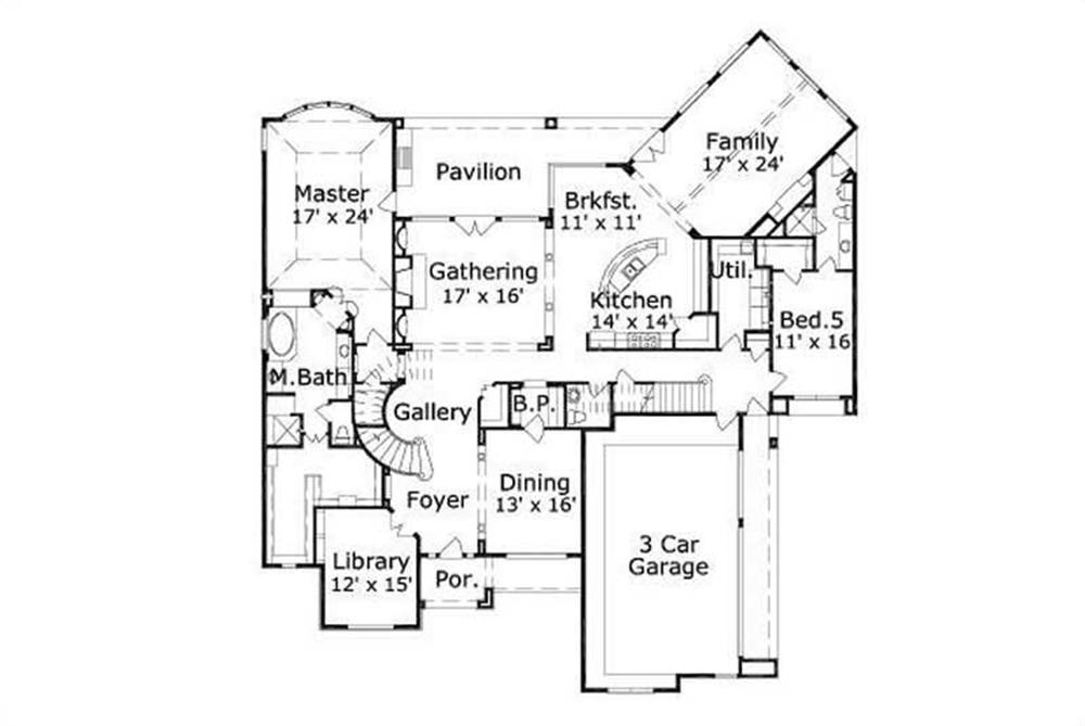 HOME PLANS OHP