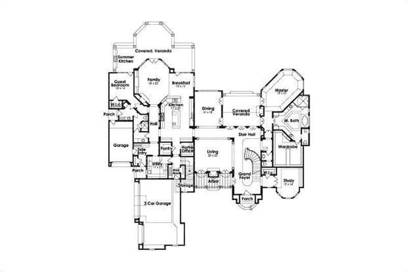 HOUSE PLAN OHP