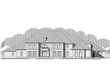 Main image for house plan # 19464