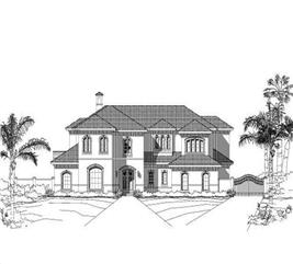 House Plan #156-1671