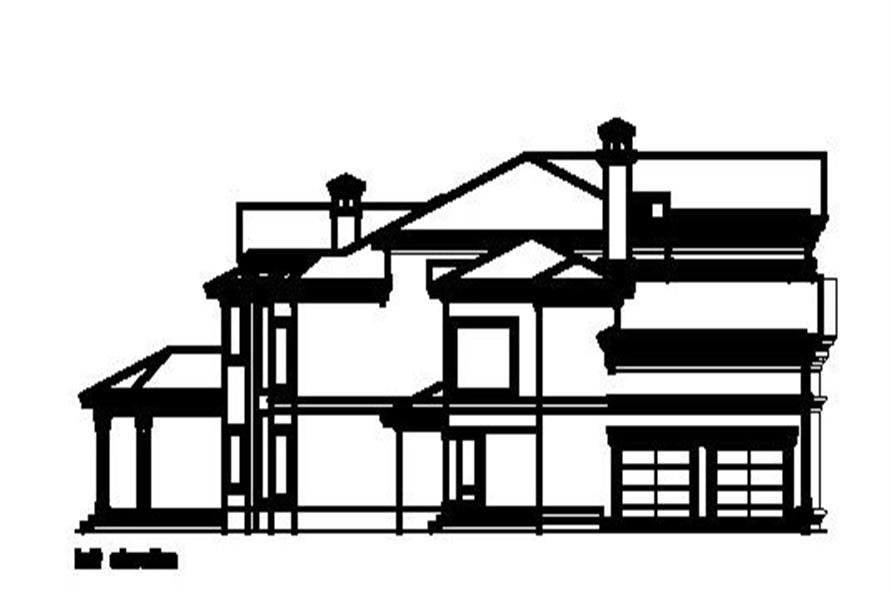 156-1686 house plan left