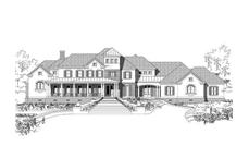 Main image for luxury house plan # 19429