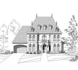House Plan #156-1713
