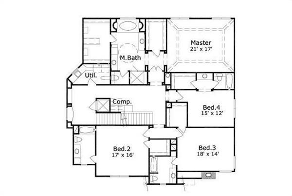 Wheelchair accessible house floor plans woodideas for Handicapped accessible house plans
