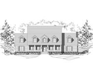 Main image for country house plans # 19211