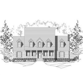 House Plan #156-1734