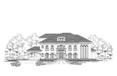 Main image for luxury house plan # 19217