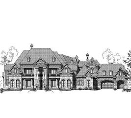 House Plan #156-1754