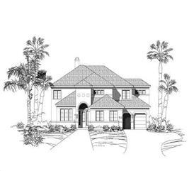 House Plan #156-1761